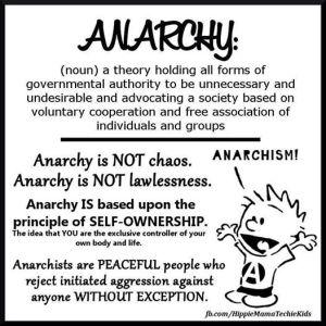 anarhie